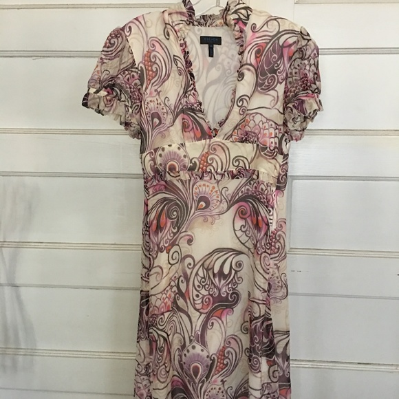 Escada Sport Dresses & Skirts - ESCADA SPORT FULLY LINED 100% SILK DRESS sz 4